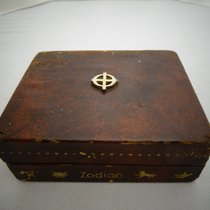 Zodiac vintage box manufactured by Joskes