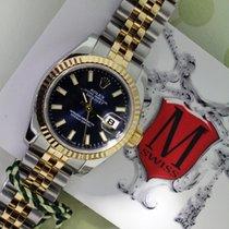 Rolex Lady Datejust on Jubilee Bracelet - Blue Index