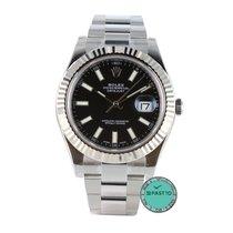 Rolex Datejust II Black Index - 116334