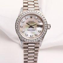 Rolex Lady DateJust 79159 MOP Diamond 18K
