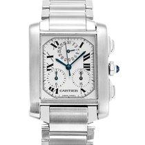 Cartier Watch Chronoflex W51001Q3