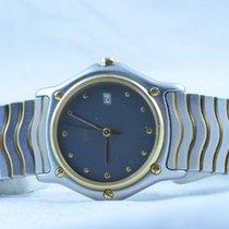Ebel Classic Wave Damen Herren Unisex Medium 34mm Stahl/gold...