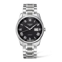 Longines Master Automatic Big Date 40mm Mens Watch