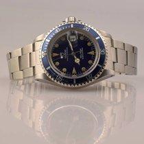 Tudor Submariner 79090 Blau Brezelband - Box & Papiere...