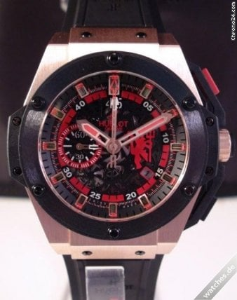 Hublot King Power - Red Devil Manchester United PG