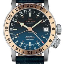 Glycine Airman 17 Royal 46 mm