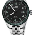 Oris Calobra Day Date Limited Edition II Steel