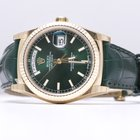 Rolex Day-Date Green