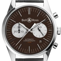 Bell & Ross BR 126 OFFICER BROWN PRE-SALE