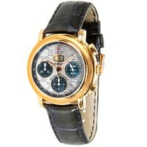 Maurice Lacroix Masterpiece Flyback Annuaire 18K Gold