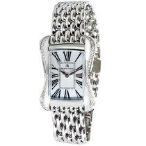 Maurice Lacroix Divina Stainless Steel & Diamond