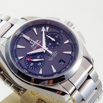 Omega Aqua Terra GMT Chronograph