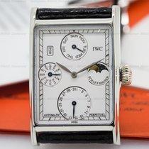 IWC 3545 Novecento Perpetual Calendar Platinum (24635)