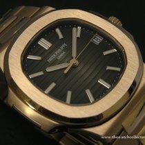 """Patek Philippe : Rare Nautilus """"Ref.5711R-001"""" Full..."""