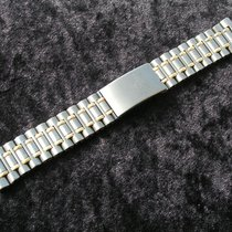 Breitling Titan Gold Band Strap For Breitling Aerospace Fast...