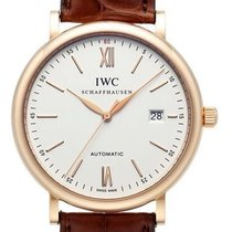 IWC Portofino Automatik 18 kt Rotgold Ref. IW356504
