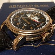 Arnold & Son Hornet Equation of Time