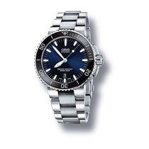 Oris Men's 733 7653 4135-07 8 26 01PEB Aquis Date Watch