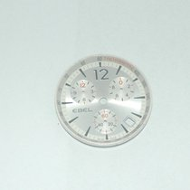Ebel Zifferblatt Classic Wave Herren Chronograph Uhr 27,5mm...