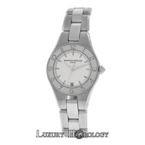 Baume & Mercier Ladies Linea MOA10009 Stainless Steel Quartz
