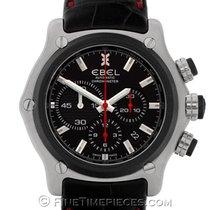 Ebel 1911 BTR Chronometer Chronograph 9137L73