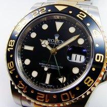 Rolex GMT-Master II, Gold/Stahl,