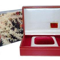 Rolex Box mit Umkarton für  Damen Modelle 1970er Jahre