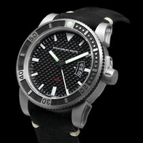 Lindburgh + Benson AQM 4Diver  Carbon inkl. Uhrenbeweger
