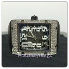 Richard Mille RM016 Ultra Flat White Gold Full Diamond