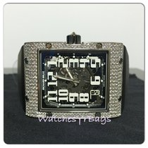 Richard Mille RM016 Ultra Flat White Gold Full Diamond