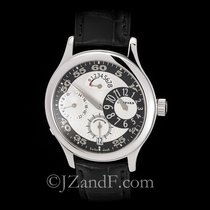 Chopard LUC 18K White Gold 8-Day Power Reserve