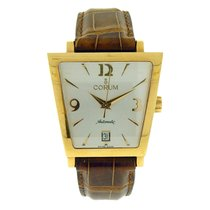 Corum Trapeze 18k Yellow Gold