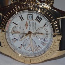 Breitling Chronomat Evolution 18K Solid Gold