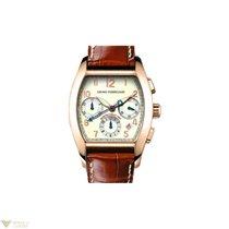 Girard Perregaux Richeville Chronograph Monte Carlo 1954 Rose...