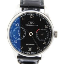 IWC Portuguese 7 Day Power Reserve Automatic Stainless Steel