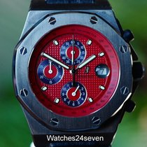 Audemars Piguet Royal Oak Offshore Chronograph Red PVD LTD 42mm