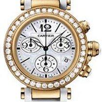 Cartier Pasha Quartz  Mid-Size watch WJ130004