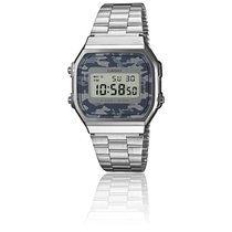 Casio Collection Camouflage Gris