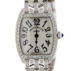 Franck Muller Curvex Diamond 18K White Gold