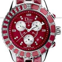 Dior Christal Chronograph CD11431GM001