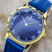 Universal Genève Gold Plated Vintage Unisex Swiss Made Mid...