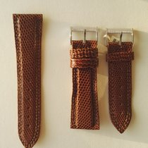 Longines Brown Lizard Strap 24MM with Extension