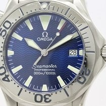 Omega Seamaster Professional 300m Steel Mid Size Watch 2263.80...