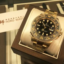 勞力士 (Rolex) Horomaster - GMT Master II 116718LN 18K GOLD