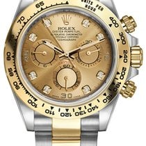 勞力士 (Rolex) Cosmograph Daytona Steel and Gold 116503 Champagne...