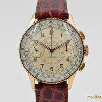 Breitling Chronomat Rose Gold Vintage 1940s Ref. 769