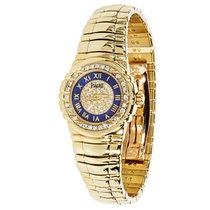 Piaget Tanagra 16033 M 401D Women's Watch in 18K Yellow Gold