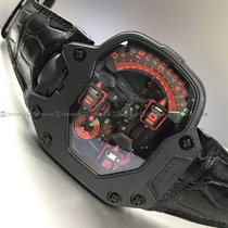 Urwerk - Turbine UR-110 PTH Black Platinum