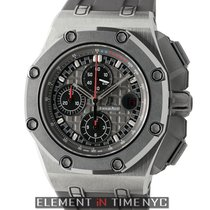 Audemars Piguet Royal Oak Offshore Schumacher Ltd Titanium...