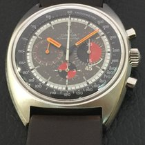 Omega Soccer chronograph seamaster and steel ref.145.020 year...